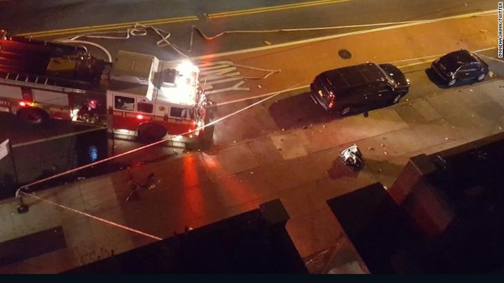 美国纽约爆炸事件:纽约再现爆炸装置 系自制高压锅炸弹 - ảnh 1