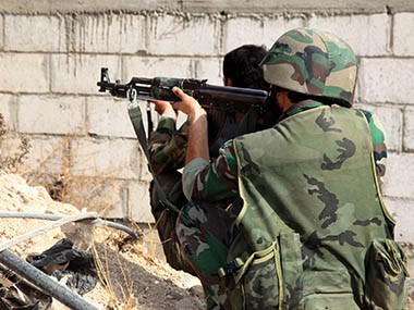Syrian armed forces liberate stronghold in Homs - ảnh 1