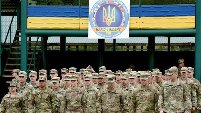 Ukraine, NATO begin joint drill  - ảnh 1