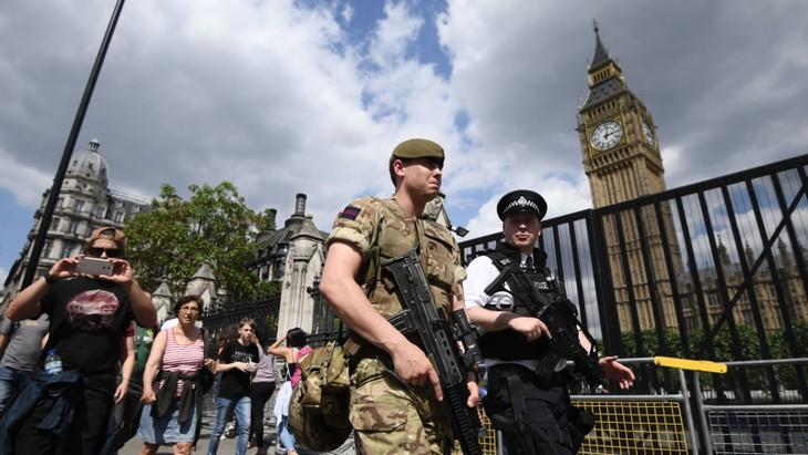 UK proposes EU treaty to protect security ties  - ảnh 1