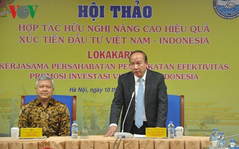 Vietnam, Indonesia target 10 billion USD in two-way trade - ảnh 1