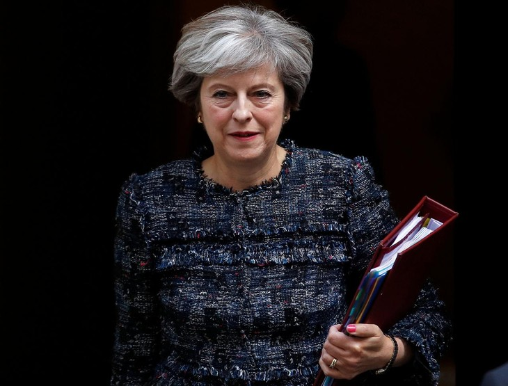Most Britons support Theresa May as Prime Minister - ảnh 1