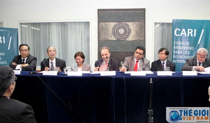 Le Vietnam à un colloque sur la connexion ASEAN-Amérique latine - ảnh 1