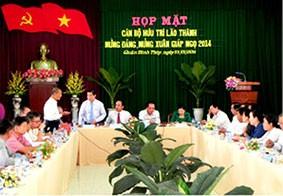В г. Кантхо прошёл митинг, посвященный дню создания компартии Вьетнама - ảnh 1