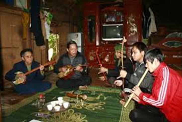 Мыонги Би в провинции Хоабинь встречают Новый год по лунному календарю - ảnh 2