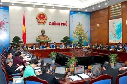 Постановление об очередном январском заседании вьетнамского правительства - ảnh 1