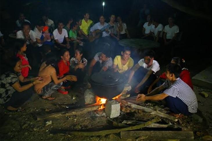 Встреча Нового года по лунному календарю на далеких островах Родины - ảnh 2