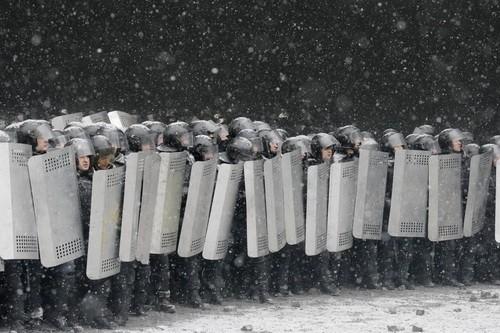Власти и оппозиция Украины достигли нового прогресса - ảnh 1