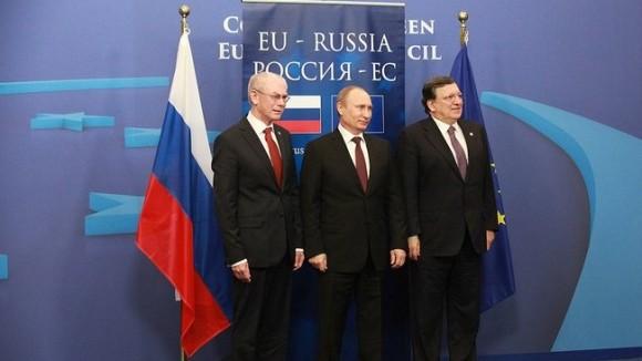 Россия и ЕС договорились развивать отношения особого партнерства - ảnh 1