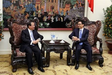 Вьетнам и Лаос активизируют сотрудничество в сферах информации, культуры и туризма - ảnh 1