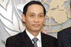 Глава вьетнамской миссии при ООН: Вьетнам разделяет желание мира всего человечества - ảnh 1