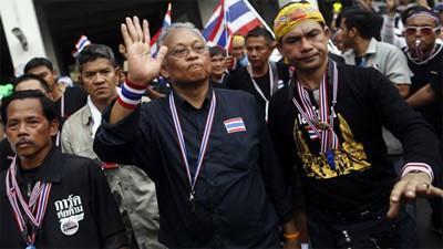 Таиланд: лидер демонстрантов пригрозил парализовать столицу - ảnh 1