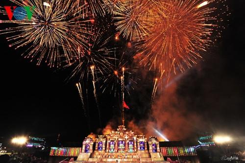 Открытие фестиваля Хюэ-2014 - ảnh 14
