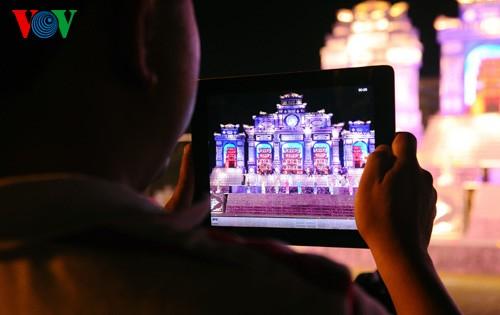 Открытие фестиваля Хюэ-2014 - ảnh 17