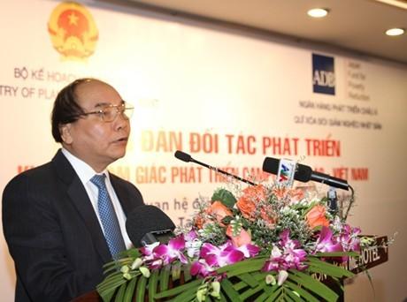 Создание треугольника экономического развития Вьетнама, Лаоса и Камбоджи - ảnh 1