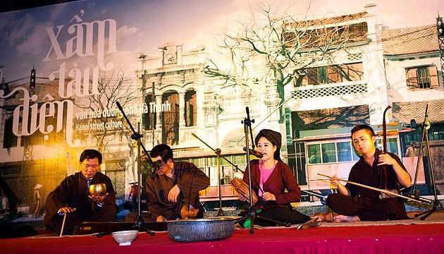 Клуб охранителей наследия - место чествования ханойской молодёжью культурных ценностей - ảnh 2