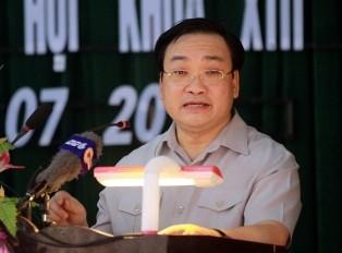 Вице-премьер Хоанг Чунг Хай встретился с избирателями провинции Тхайбинь - ảnh 1