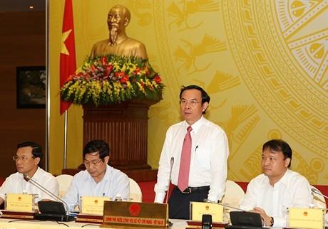 Вьетнам не корректирует социально-экономических показателей - ảnh 1