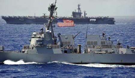США начали крупнейшие в мире международные военно-морские учения «RIMPAC-2014» - ảnh 1