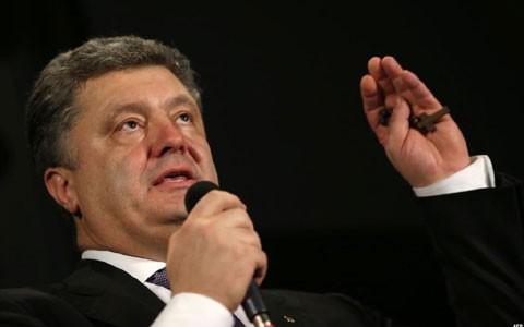 Президент Украины назвал условия готовности прекратить огонь - ảnh 1
