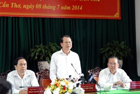 Провинции дельты реки Меконг должны активизировать реструктуризацию сельского хозяйства - ảnh 2
