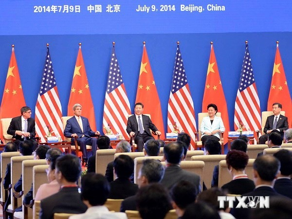 В Пекине начался 6-й раунд китайско-американского стратегического и экономического диалога - ảnh 1