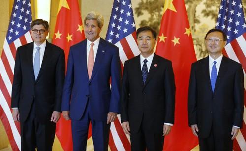 США и КНР не достигли единого мнения по сетевой безопасности и спорам в море - ảnh 1