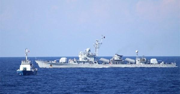 Сенат США принял резолюцию с требованием от Китая восстановить статус-кво в Восточном море - ảnh 1