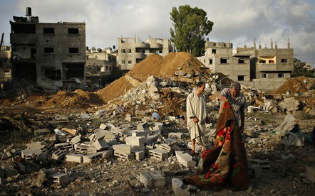 Мир в секторе Газа остается в перспективе - ảnh 1