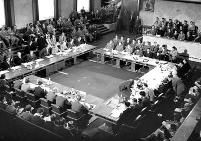 Женевские соглашения 1954 года: большой урок для внешнеполитической деятельности Вьетнама - ảnh 1