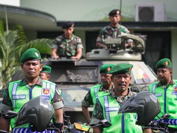 В Индонезии усилены меры безопасности до объявления итогов президентских выборов - ảnh 1