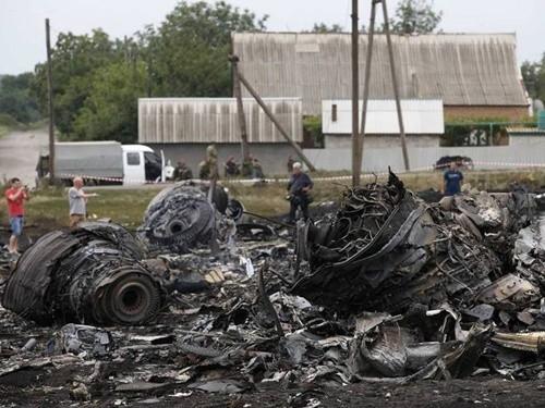 Реакция мирового сообщества на крушение малайзийского Boeing-777 на Украине - ảnh 1
