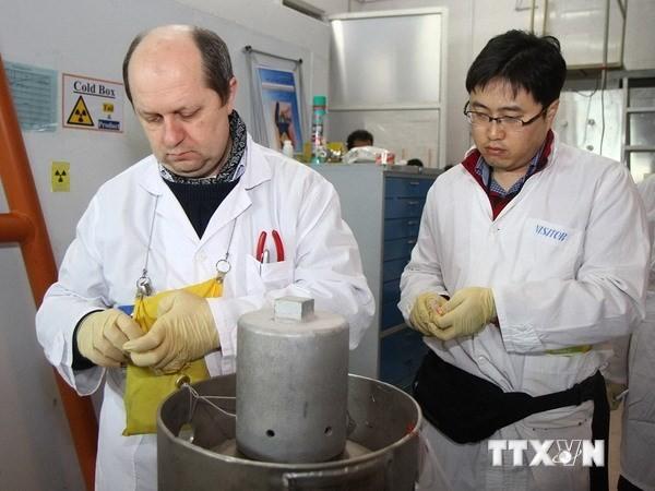 Иран уничтожил запасы обогащённого урана - ảnh 1