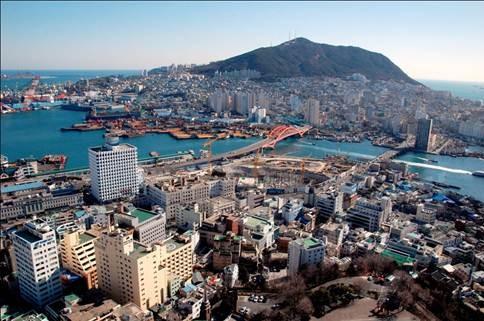 Города Хошимин и Бусан активизируют всестороннее сотрудничество - ảnh 1