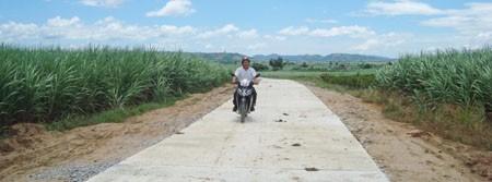 Строительство новой деревни в провинции Жалай: обновление старого фундамента - ảnh 2