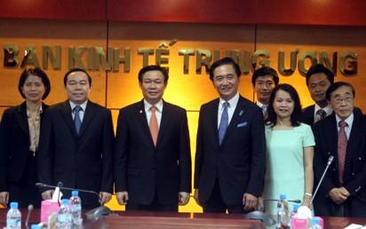 Вьетнам и Япония активизируют сотрудничество в сферах экономики, торговли и инвестиций - ảnh 1