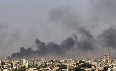 США и Турция эвакуировали своих дипломатов из Ливии - ảnh 1