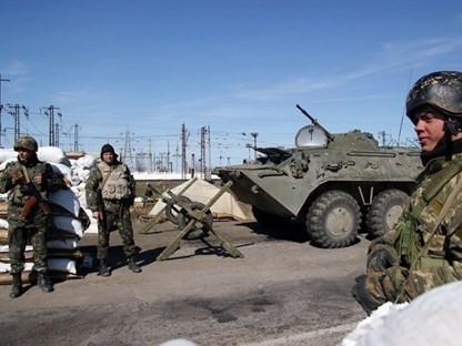 Лавров и Керри: необходимо прекратить огонь на юго-востоке Украины - ảnh 1