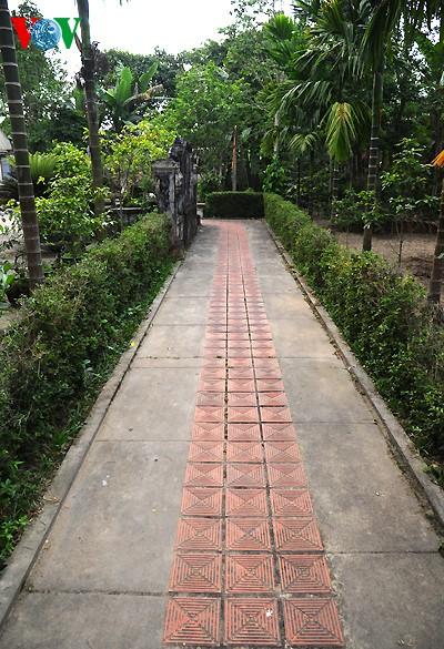 Красота многовековых домов «рыонг» в Хюэ - ảnh 2