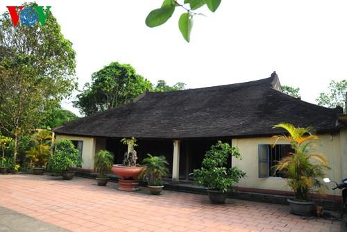 Красота многовековых домов «рыонг» в Хюэ - ảnh 4