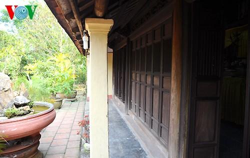Красота многовековых домов «рыонг» в Хюэ - ảnh 5