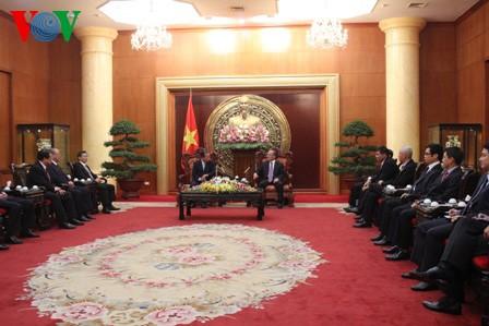 Спикер парламента СРВ: Вьетнам придавал важное значение кредитам, предоставляемым по линии ОПР - ảnh 1
