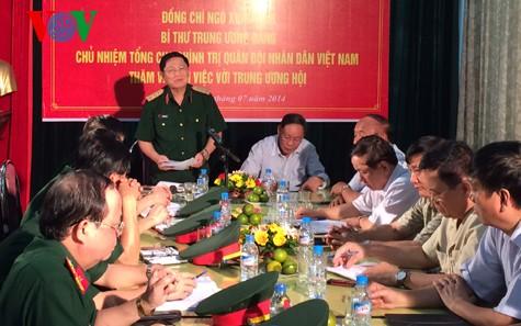 Вьетнам активно борется за справедливость жертв дефолианта «эйджент-орандж» - ảnh 1