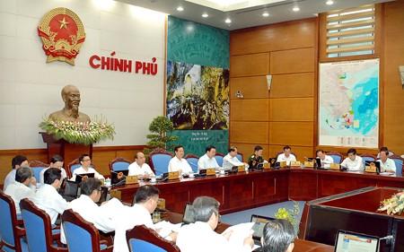 В Ханое прошло июльское очередное заседание вьетнамского правительства - ảnh 1