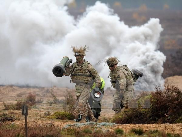 Власти США предложили Конгрессу рассмотреть возможность участия пехотинцев в борьбе против ИГ - ảnh 1
