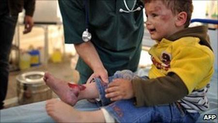 ООН осудила преступления против человека в Ливии - ảnh 1