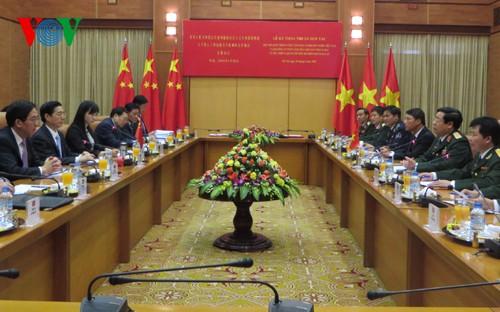 Вьетнам и Китай подписали документы о сотрудничестве в сферах безопасности и обороны - ảnh 2