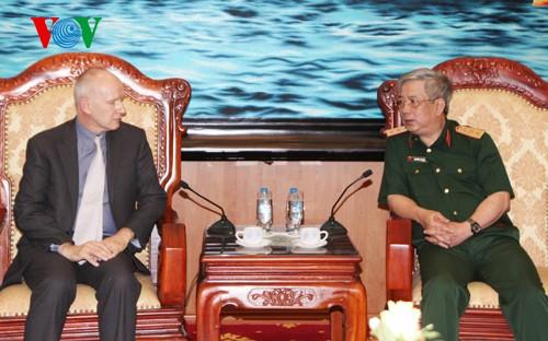 Вьетнам придаёт важное значение форуму «Шангри-Ла диалог» - ảnh 1
