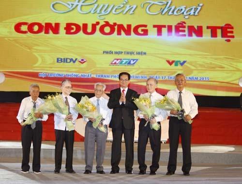 Нгуен Тан Зунг принял участие в художественной программе «Легенда валютного пути» - ảnh 1