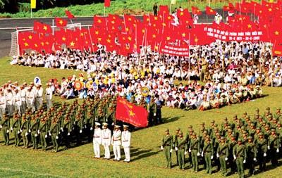 Мероприятия в честь 70-летия Августовской революции и Дня независимости Вьетнама - ảnh 1